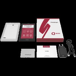 "Prestigio Q Mini 4137 4G, dual SIM card, have call function, 7"" (600*1024) IPS display, LTE, up to 1.4GHz quad core processor, Android 10.0 go, 1GB+16GB, 0.3MP+2MP camera, 2500mAh battery"