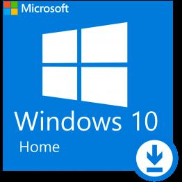Win Home 10 64Bit Eng Intl 1pk DSP OEI DVD