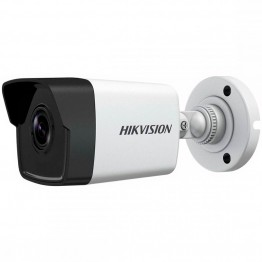"""Hikvision 4MP IP Bullet camera, H265+ 1/3"""" progressive CMOS, 2560x1440 Effective Pixels, 20fps@1440P, Focal Length 2.8mm (100° view angle), 0.01Lux@(F1.2,AGC ON),0 Lux with IR on, Max IR Range up to 40m, IP67, DC12V, PoE 7W, Outdoor installation."""