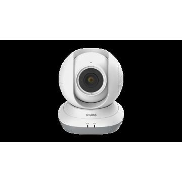 Бебефон D-Link DCS-855L HD Pan & Tilt WiFi Baby Camera