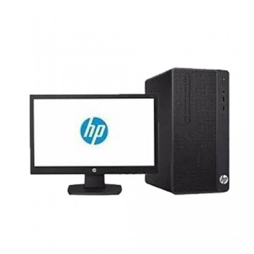 HP 290G2 MT+V197 18.5-in Monitor  Intel® Pentium® Gold G5400 with Intel® UHD Graphics 610