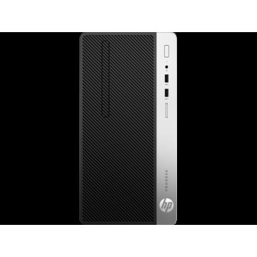HP ProDesk 400 MT G5 Intel Core i3-8100 8GB (1x8GB) DDR4 2666  1TB 7200 SATA DVDWR KBDWD USB FreeDOS 2.0