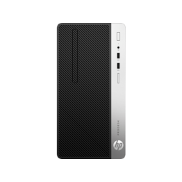 HP ProDesk 400G5 MT Intel® Core™ i5-8500 Processor (3.00 GHz up to 4.10 GHz 6 cores 9 MB Cache ) 8 GB DDR4-2666 SDRAM