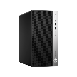 HP ProDesk 400G5 MT Intel® Core™ i5-8500 with Intel® UHD Graphics 630