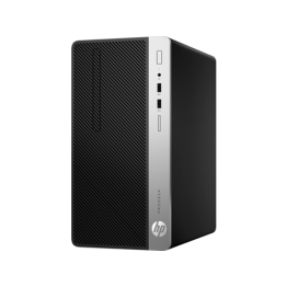 HP ProDesk 400G5 MTIntel® Core™ i7-8700 with Intel® UHD Graphics 630