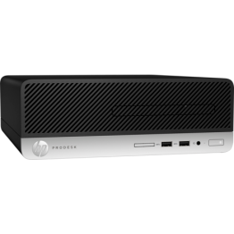 HP ProDesk 400G5 SFF  Intel® Core™ i7-8700 with Intel® UHD Graphics 630