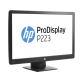 HP ProDisplay P223 21.5-inch Monitor