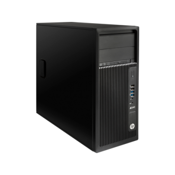 HP Z240 Workstation Tower Intel® Core™ i7-7700 (3.60 GHz up to 4.2 GHz) 8GB DDR4-2400 nECC