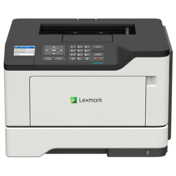 NEW Mono Laser Printer Lexmark  B2546dw Duplex