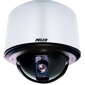 Pelco IP Camera Spectra® HD 1080p 20X Environmental Flush Blk Clr