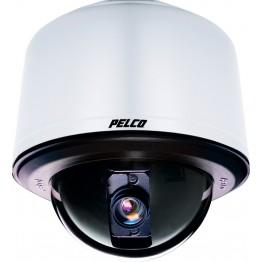 Pelco IP Camera Spectra® HD 1080p with 30x Pendant, black, smoke