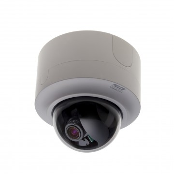 Pelco IP Sarix™ P Ind SfMt POE 24V MDome 1MP 30IPS DN WC