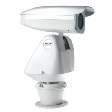 Pelco SXTI P/T 384x288 w/14mm IP/8ips/24V/Ped