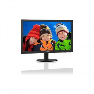 "Philips 21.5"" Slim LED 1920x1080 FullHD 16:9 5ms 200cd"