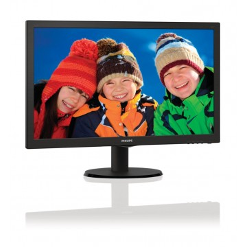 "Philips 21.5"" Slim LED 1920x1080 FullHD 16:9 5ms 250cd"