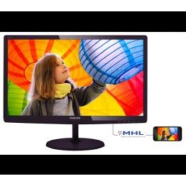 "Philips 21.5""   TFT-LCD monitor 1920x1080 FullHD 16:9 1ms Smart Response 250cd"