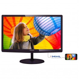 "Philips 23.6""  IPS-ADS LCD monitor"
