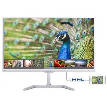 "Philips 23.6"" PLS W-LED monitor 1920x1080 FullHD 16:9 5ms 250cd"