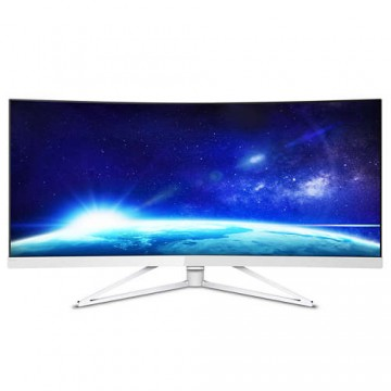 "Philips 34"" Ultrawide WQHD (3440 x 1440) Curved monitor"
